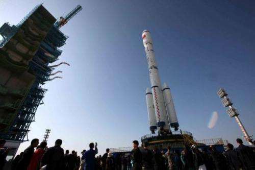 China sees its ambitious space programme as a symbol of its global stature