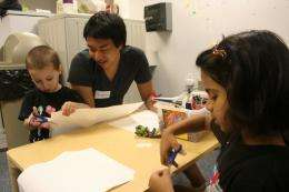 Class in session: Upper middle class preschoolers silence less fortunate peers