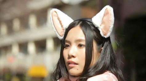 Japanese company introduces irresistibly cute mind-controlled 'cat ears' (w/ video)