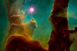 Clocking the mosh pit of interstellar space