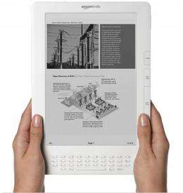 College students' use of Kindle DX points to e-reader's role in academia