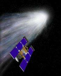 Comet-hunting spacecraft shuts down after 12 years (AP)