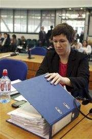 Court hears claim of forced Roma sterilization (AP)