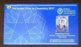 Daniel Shechtman of Israel has won the 2011 Nobel Chemistry Prize