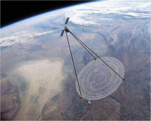 DARPA's new spy satellite could provide real-time video from anywhere on earth