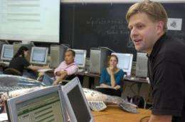 Digital tool enhances writing instruction