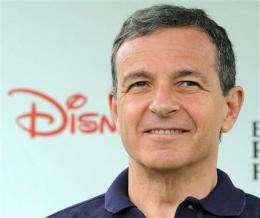 Disney CEO Iger renewed through March 2015 (AP)
