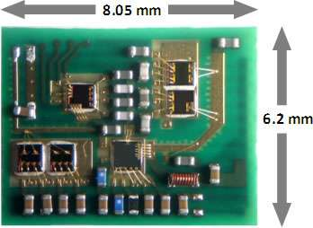 DOCOMO develops compact multi-band power amplifier