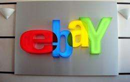 eBay said the acquisition will be financed with cash