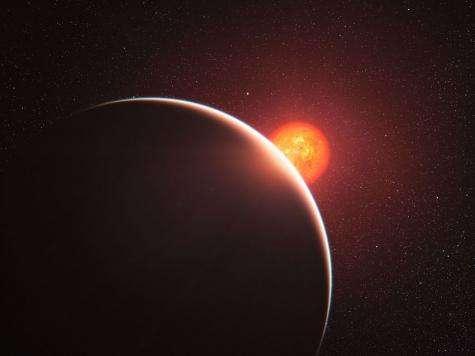 Exoplant may have metal-rich atmosphere