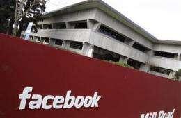 Facebook sharing sending readers to big news sites (AP)
