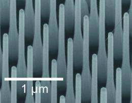 Nanowires offer opportunities for improved LEDs
