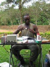 First study of South-West Ghana bird health