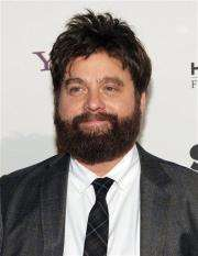 Galifianakis, Bieber among Webby Award winners (AP)