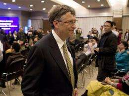Gates discussing new nuclear reactor with China (AP)