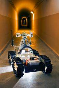Gemini-Scout robot likely to reach trapped miners ahead of rescuers