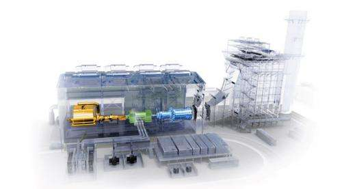 GE's new triple-threat hybrid power plant technology selected to go up in Turkey