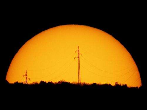 Getting ready for the next big solar storm