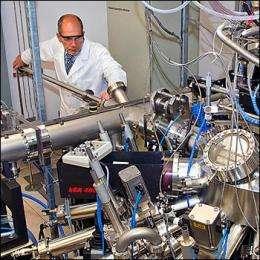 Giant Proximity Effect enhances high-temperature superconductivity