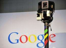 Google launched its Street View service in 2007