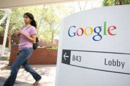 "Google placed among the top 10 ""ideal employers"" for college students"