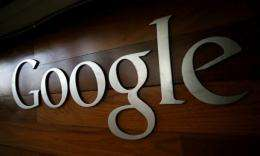 Google said Wednesday the US Justice Department has asked for more information about its bid for Motorola Mobility