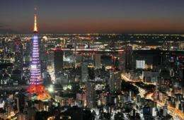 Greater Tokyo, home to 35 million people, has mostly escaped devastation