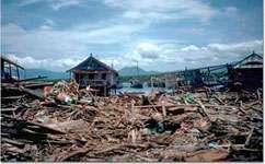 Greater tsunami threat identified