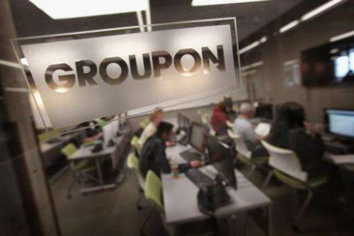 Groupon's initial public offering was the biggest since Google went public in 2004