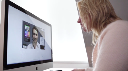 Hi3G Access releases a video and still image sharing system for e-commerce