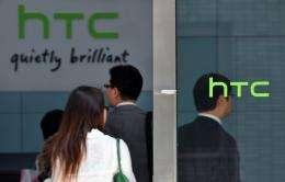 HTC accused Apple of violating three HTC-held patents