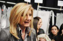 Huffington Post co-founder Arianna Huffington