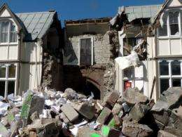 Iowa State engineer studies damage caused by New Zealand earthquake