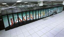 Jaguar supercomputer harnesses heat for fusion energy