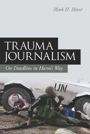Journalists suffer depression, PTSD as other first responders, says book