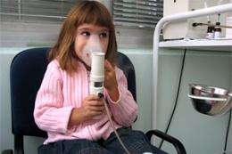 Lack of health insurance linked to fewer asthma diagnoses in children