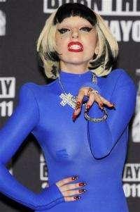 Lady Gaga to debut songs on online game FarmVille (AP)