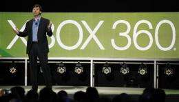 Live television, new 'Halo' coming to Xbox 360 (AP)