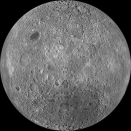 Lunar farside serves as stunning prelude of images to come