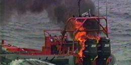 Maritime laser demonstrator