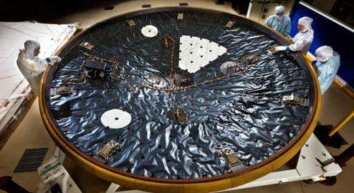 Mars Mission Components Delivered to Florida