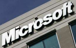 """Microsoft took its Office software into the Internet """"cloud"""""""