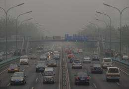 Most major motorways linking Beijing to other parts of north China were closed early Monday