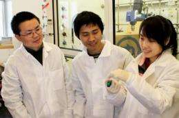 Nanorods developed in UC Riverside lab could greatly improve visual display of information