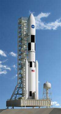 NASA, industry leaders discuss new booster development for space launch system