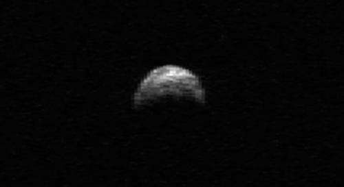 NASA in final preparations for Nov. 8 asteroid flyby
