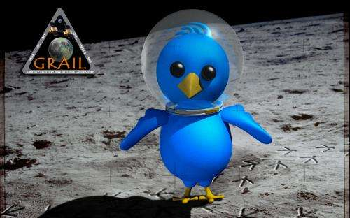 NASA invites 150 Twitter followers to lunar launch