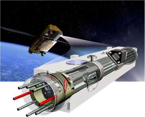 NASA picks three proposals for flight demonstration
