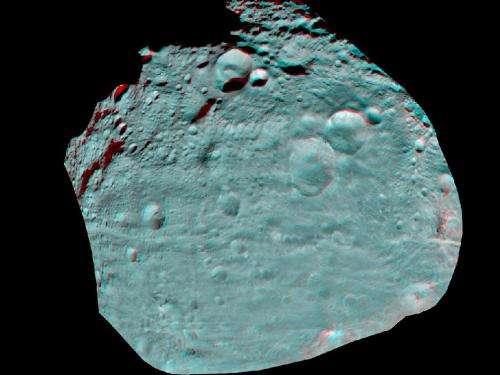NASA's asteroid photographer beams back science data