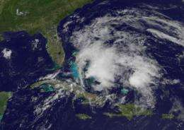 NASA sees the low that won't quit: System 94L